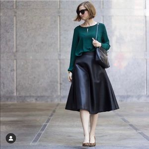 Banana Republic Circle Skirt